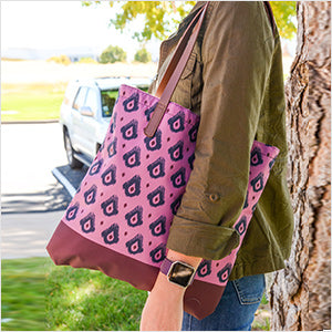 Maddy tote machine washable fashion bag