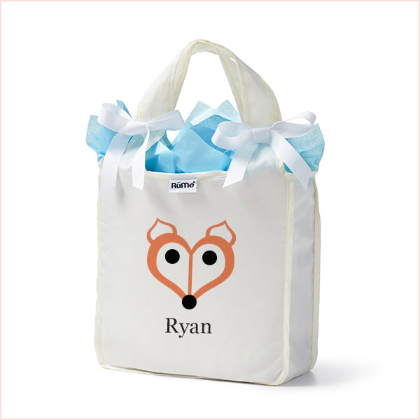 Mini Tote Pearl Fox