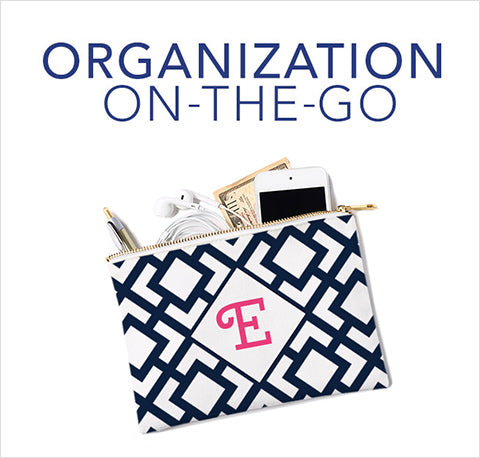 Organization on the go