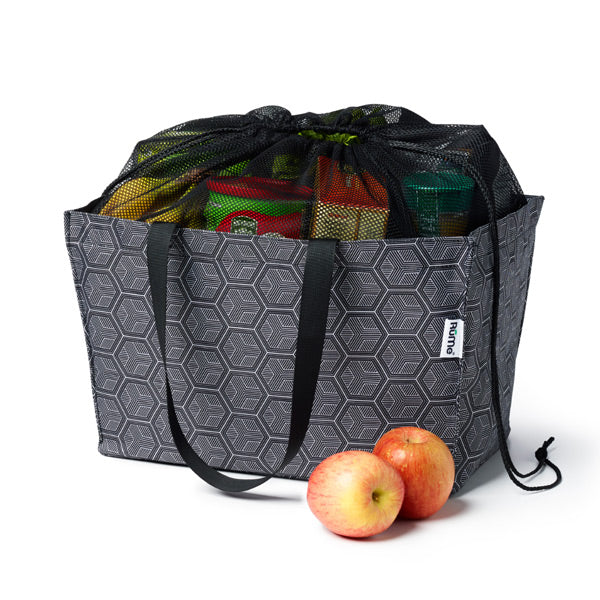 Pop-Top Expandable Grocery Tote
