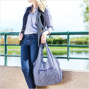 RuMe All zippered reusable tote bag