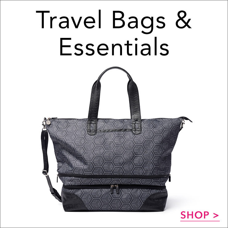 RuMe Travel Bags and Travel Essentials