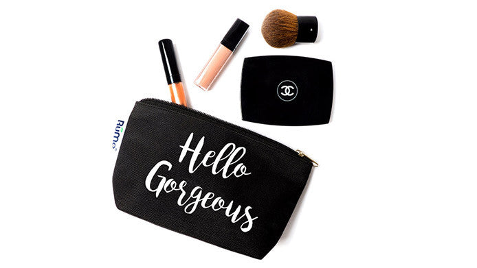 Cosmetic Pouch / Gorgeous