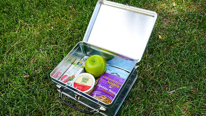 Lunch Box / Downing