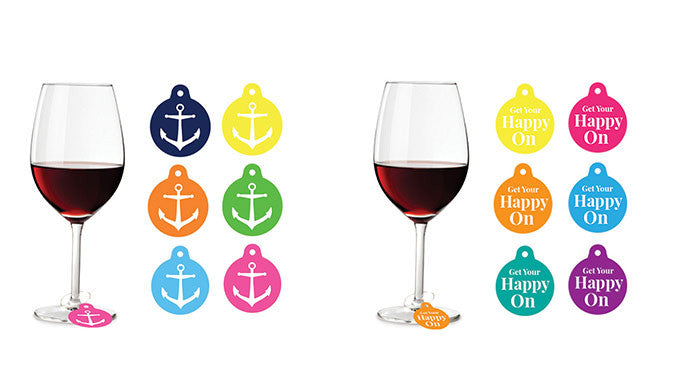 Wine Charms (Set of 6)