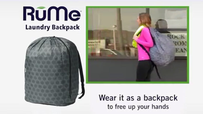 Laundry Backpack