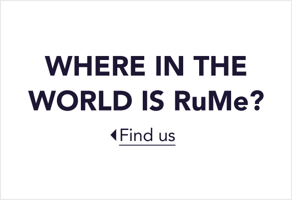 Where in the World is RuMe?