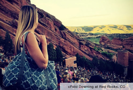RuMe at Red Rocks Amphitheater, Colorado