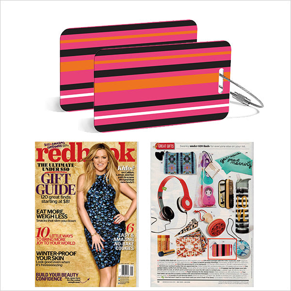 redbook featuring Luggage Tags in Monroe