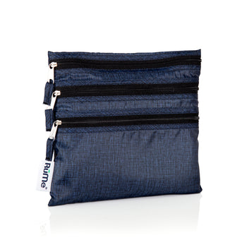 Baggie All - Heather Denim