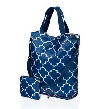Duck Bag - Navy Downing