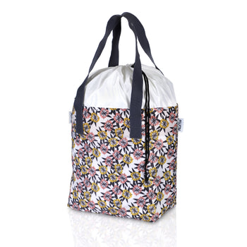 Eleanor Tote - Dragonfruit