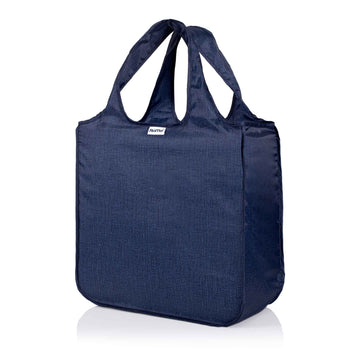 Macro Tote - Heather Denim