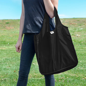 Medium Tote - Black