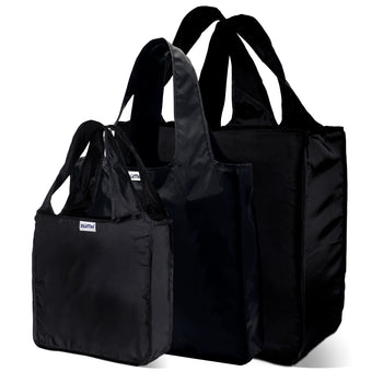 Tote Matching Set - Black