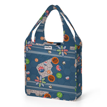 Limited Edition Mini Tote - Flower Power