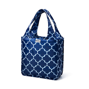 Mini Tote - Navy Downing