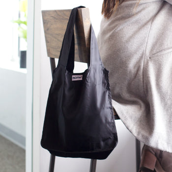 Mini Tote - Black