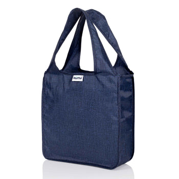 Mini Tote - Heather Denim