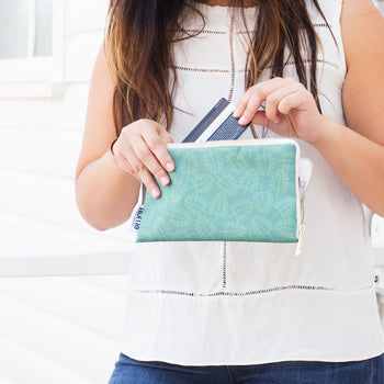 Phone Clutch - Hawthorn (includes $5 RuMe Gift Card)