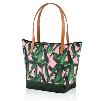 Porter Tote - Palm Beach