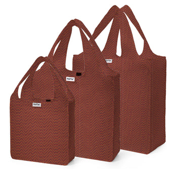 Tote Matching Set - Ruby Chevy
