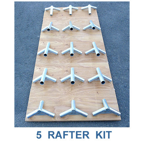 Wilderness Tent Angle Joint Kits & Angles