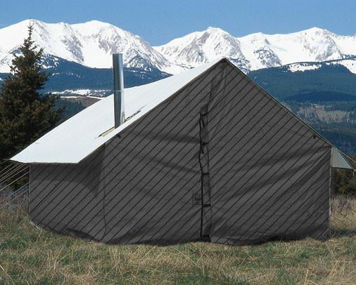 Montana Canvas Outfitter Tent Fly
