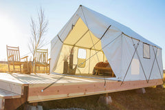 Montana Luxury Camping Tents - FREE SHIPPING - Luxury Camping Tents For Sale