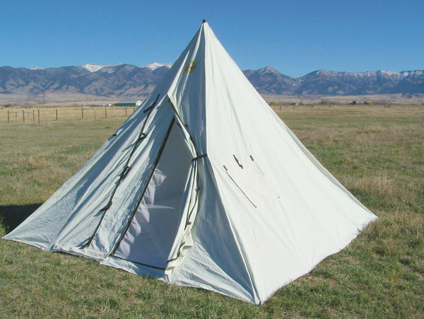 Montana Canvas Range Tent - FREE SHIPPING