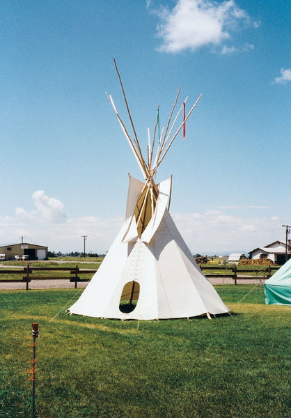 Montana Canvas Tipi
