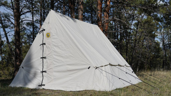 Montana Canvas Wedge Tent