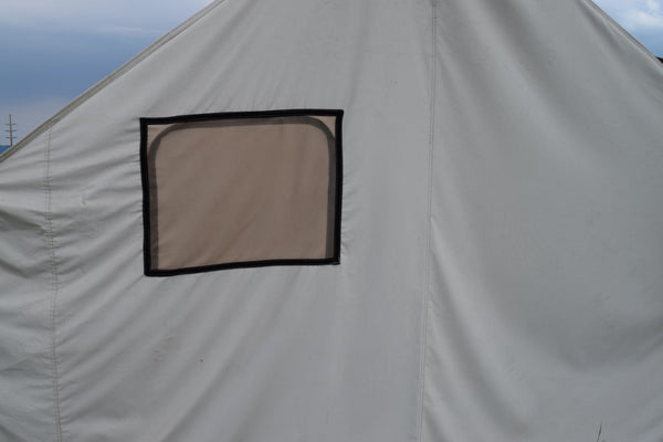 Montana Canvas Outfitter Wall Tent - FREE SHIPPING
