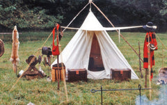 Panther Primitive Pyramid  Tent