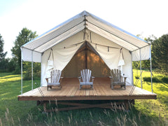Luxury Tent - FREE SHIPPING - Luxury Tents For Sale