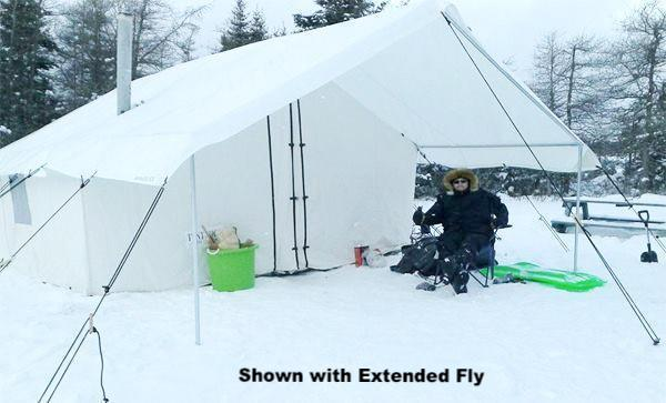 Additional Tents - Canvas Winter Tents & Canvas Winter Tents