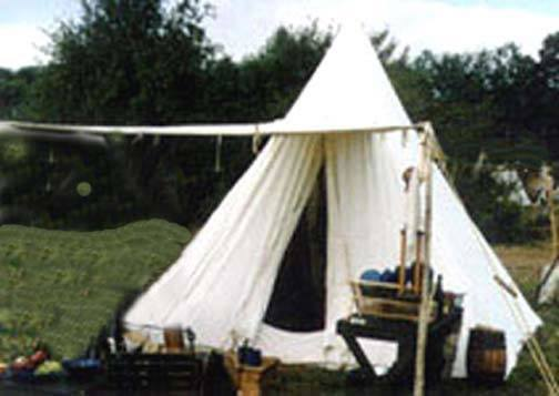 Additional Tents - Panther Primitive Pyramid Tent & Panther Primitive Pyramid Tent