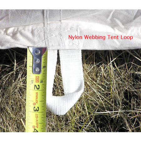 Wilderness Canvas Tent and Angle Kit