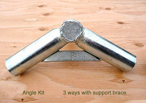 Special - Montana Canvas Fixed Steel Angle Kits