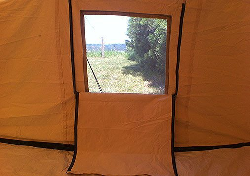 Special - Selkirk Spike Tent Package Tent, Frame, Floor, Fly, Stove