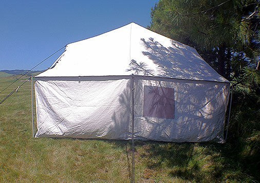 Selkirk Spike Tent Package Tent Frame Floor Fly Stove