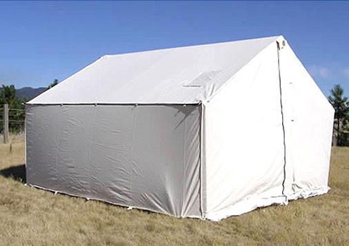 Wilderness Canvas Wall Tent - Canvas Wall Tent Only & Wilderness Wall Tent - Tent Only