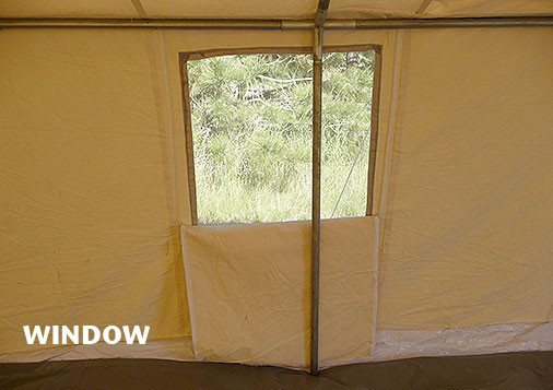 Special - Wilderness Wall Tent - ONLY & Wilderness Wall Tent - Only