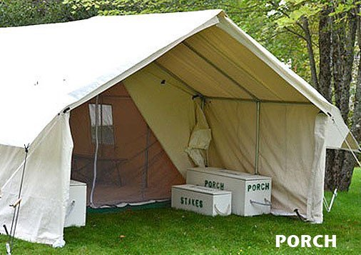 Wilderness Wall Tent Tent Only