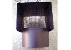 Stove Accessories - Rain Cap Spark Arrestor