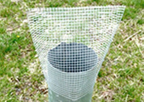 Stove Accessories - Wire Mesh Spark Arrestor