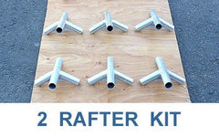 Tent Accessories - 2 Rafter Angle Kit For Extended Fly