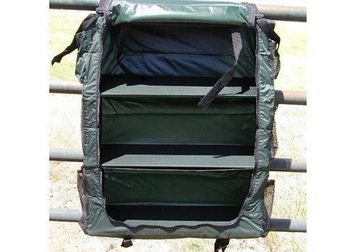 Tent Accessories - Camping Cupboard -Nylon