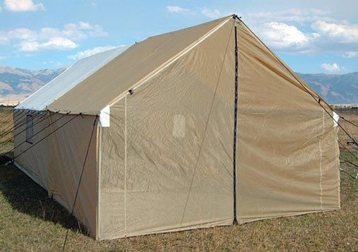 Tent Accessories - Montana Canvas Outfitter Porch