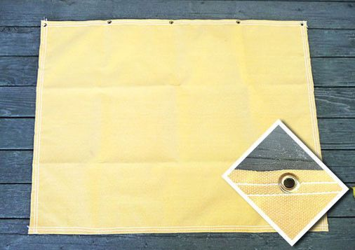 Tent Accessories - REDUCED PRICE Fireproof Stove Mat